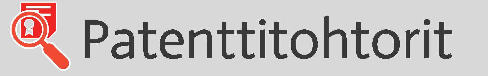 Patenttitohtorit®